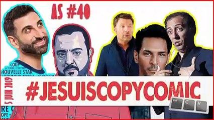 Actu au Scalpel #40 : #JeSuisCopyComic par Salim Laïbi