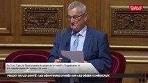Projet de loi santé : les temps forts du débat au sénat - Les matins du Sénat (07/06/2019)
