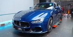 VÍDEO: Así de brutal suena el Maserati Ghibli S con escapes modificados