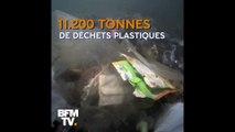 Le plus gros des déchets plastiques en Méditerranée viennent de… France