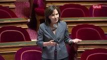 La sénatrice PS Laurence Rossignol défend l'allongement de 12 à 14 semaines du délai légal de l'IVG