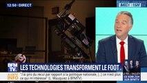 Réalité virtuelle, chaussures high-tech, formules mathématiques...Quand les technologies transforment le foot