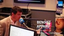 Benoist Apparu, maire de Châlons-en-Champagne : Planète A