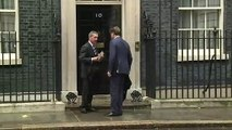 Farage delivers Brexit demands to 10 Downing St
