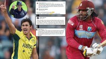 ICC Cricket World Cup 2019: Umpiring Trolled As Ball Before Chris Gayle Was Out Was No Ball By Starc