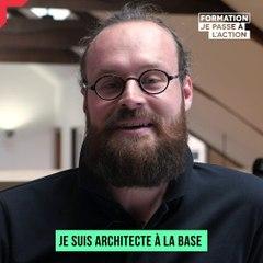 Mon histoire de formation | Paterne est architecte, il s'est formé au BIM management