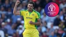 ICC Cricket World Cup 2019 : Mitchell Starc Fastest To 150 ODI Wickets || Oneinindia Telugu