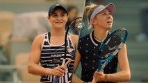 Roland-Garros 2019 : Le résumé de Ashleigh Barty - Amanda Anisimova