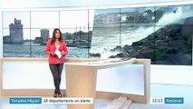 Charente-Maritime : des rafales jusqu'à 120km/h enregistrées