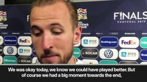 (Subtitled) Kane hurt by end of season defeats
