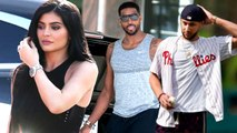 How Kylie Jenner Avoided Running Into Khloe & Kendall's Exes Tristan Thompson & Ben Simmons