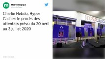 Attentats de Charlie Hebdo et de l'Hyper Cacher. Le procès se tiendra du 20 avril au 3 juillet