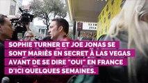 Le jour où Joe Jonas a failli embrasser la doublure de Sophie Turner sur le tournage de Game of Thrones