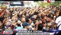 Kunjungan ke Yogyakarta, Jokowi Ajak Jan Ethes Main ke Mal