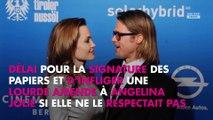 Brad Pitt bientôt divorcé : L'acteur lance un ultimatum à Angelina Jolie