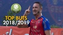 Top 3 buts Gazélec FC Ajaccio | saison 2018-19 | Domino's Ligue 2