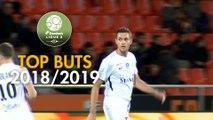 Top 3 buts Châteauroux | saison 2018-19 | Domino's Ligue 2