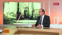 """François Hollande : """"le processus du réconciliation entre la France et l'Allemagne a été long"""""""