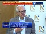 Biggest challenge for government is centralisation, says Former RBI Governor Bimal Jalan