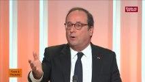 """François Hollande : """"les peuples se révoltent par rapport à ce que l'Europe ne fait pas"""""""