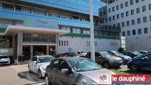 Clinique Belledonne de Saint-Martin-d'Hères : « Pas d'inquiétude à avoir »