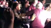 Neymar: accusé de Viol, il arrive au poste de police en fauteuil roulant (Vidéo)