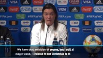 I don't have a magic wand - Diacre on France's World Cup chances