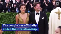 Bradley Cooper and Irina Shayk Break Up After Four Years
