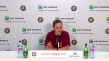 (Subtitled) That was brutal - French Open finalist Ashleigh Barty