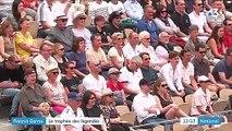 Roland-Garros : les légendes investissent les courts pour un trophée amical