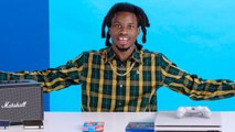 10 Things Denzel Curry Can't Live Without