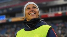 How Will Carli Lloyd Adapt to New Role as Supersub