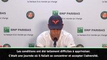 """Roland-Garros - Nadal : """"Être capable de retrouver ce niveau me rend très fier"""""""