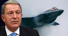 ABD Savunma Bakanı Shanahan, F-35 programıyla ilgili skandal kararı Hulusi Akar'a mektupla ilettiğini açıkladı