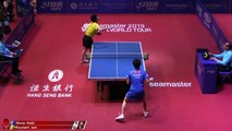 Jun Mizutani vs Koki Niwa   2019 ITTF Hong Kong Open Highlights (R16)