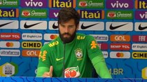 Alisson draws comparisons between Liverpool and Brazil
