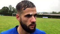 Coupe du Rhône – Kevin BERITON réagit après la défaite de MDA Foot B contre le FC LYON