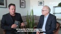 Discussion de salon avec Jean-François Lisée