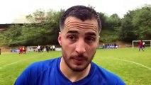 Coupe du Rhône – Idriss GOUGACHE réagit après la défaite de MDA Foot B contre le FC LYON