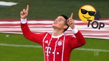 The Magical Skills of James Rodríguez in Bayern Munich