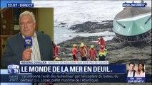 """Sables-d'Olonne: Frédéric Cuvillier souhaiterait que """"le monde de la mer soit reconnu face aux épreuves qu'il endure régulièrement"""""""