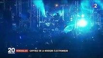 Versailles : le Château de Roi Soleil va vibrer au son des rythmes électro