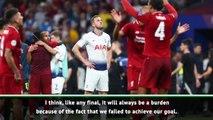 Champions League defeat a burden for Tottenham - Sanchez