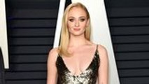 Sophie Turner Reflects On Her 'Game of Thrones' Character's Journey, Talks Spinoffs | THR News