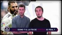 Jovic signe-t-il la fin de Benzema au Real ?