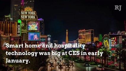 Las Vegas Strip resorts slow to welcome Alexa, Google Home Hub