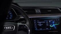 Audi e-tron Technology Tutorial - Route Planner