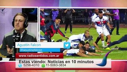 Noticias en 10 minutos con  Agustin Falcon
