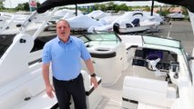 2019 Sea Ray SDX 290 Outboard Boat For Sale at MarineMax Danvers, MA