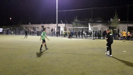 Tournoi Saint Mathieu- Tir au but Demi Finale